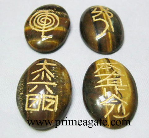 Tiger-Eye-USAI-Reiki-Set