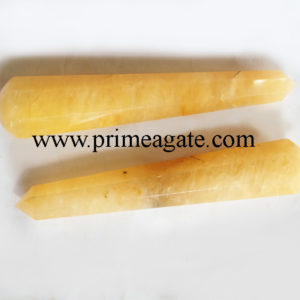 Yellow-Aventurine-Faceted-Massage-Wands