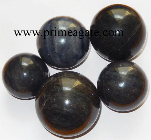 Blue-Aventurine-Agate-Spheres