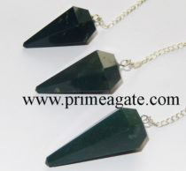 Green-Jade-Facetted-Pendulum