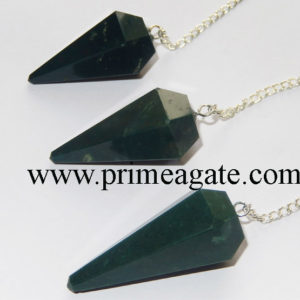 Green-Jade-Facetted-Pendulum
