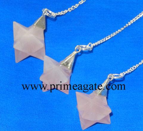 Rose-Quartz-Merkaba-Star-Pendulum