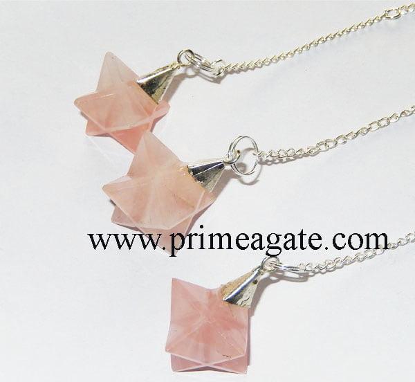 Rose-Quartz-Merkaba-Star-Pendulums