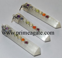 Selenite-Chakra-Cap-Pencil-Pendants