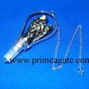 Snowflake-Obsidian-Angel-Pendulums