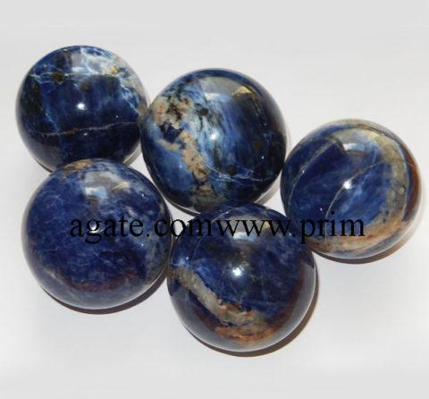 Sodalite-Balls