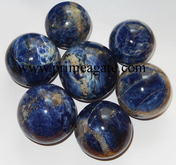 Sodalite-Spheres