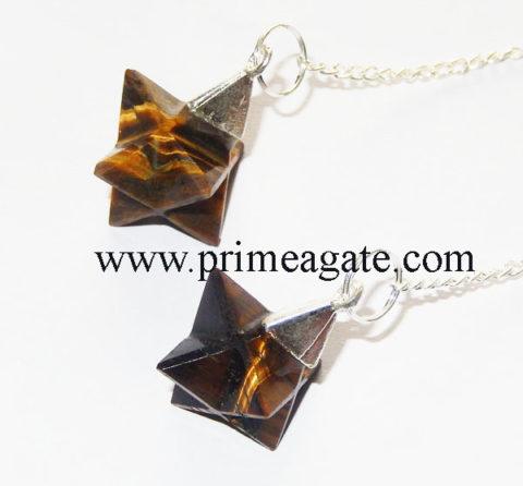 Tiger-Eye-Merkaba-Star-Pendulums