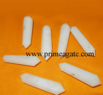 White-Agate-Double-Point-Pencils