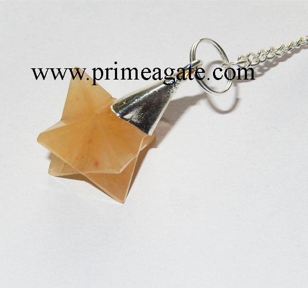 Yellow-Aventurine-Merkaba-Star-Pendulum