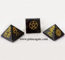 Black-Agate-Reiki-Pyramids