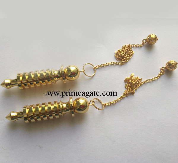 Golden-6ISIS-Metal-Pendulums