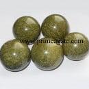 Grass-Jasper-Spheres