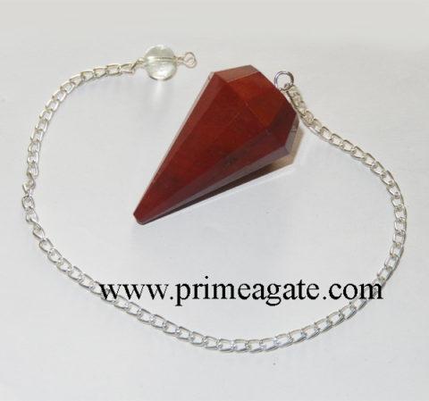 Red-Jasper-Pendulum
