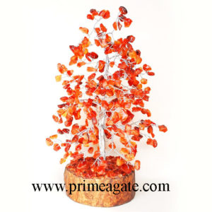 Red-Carnelian-300Bds-Gemstone-Tree