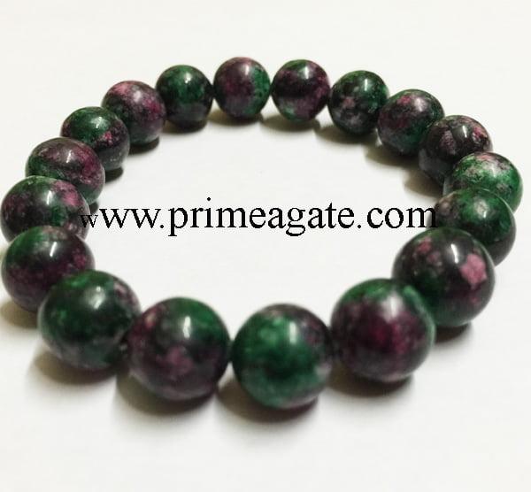 Ruby-Fuchsite-Bracelet