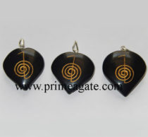 Black-Agate-Heart-Engraved-Reiki-Pendants