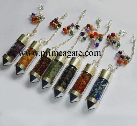 Chakra-Glass-Chamber-Pendulum-Set-With-Chakra-Chain
