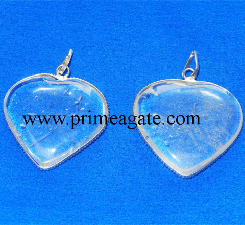 Crystal-Quartz-Heart-Pendants