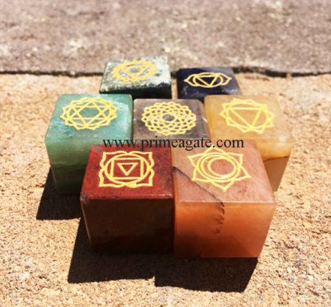 Engrave-Chakra-Cube-Set