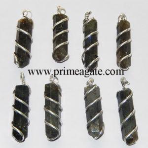 Labradorite-Pencil-wrapped-Pendants