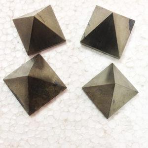 Pyrite-Pyramids