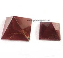 RedJasper-Pyramids