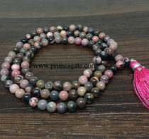 Rodonite-108Beads-japMala