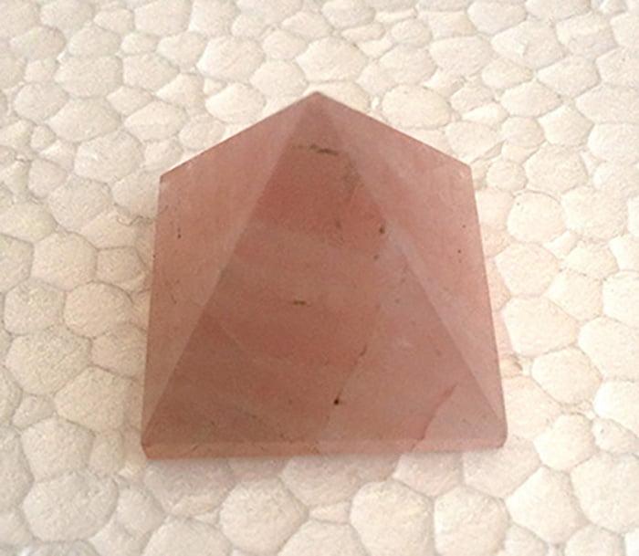 RoseQuartz-Pyramids