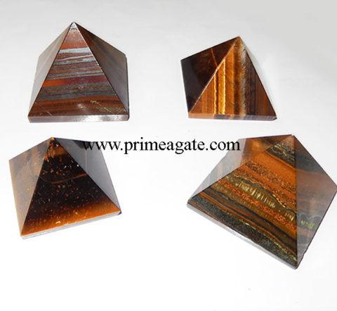 TigerEye-Pyramidss