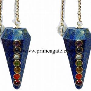 lapis-Lazuli-Chakra-Facetted-Pendulums