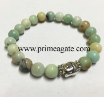 amazonite-budhha-bracelet