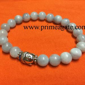 aquamarine-stretchable-budhha-bracelet