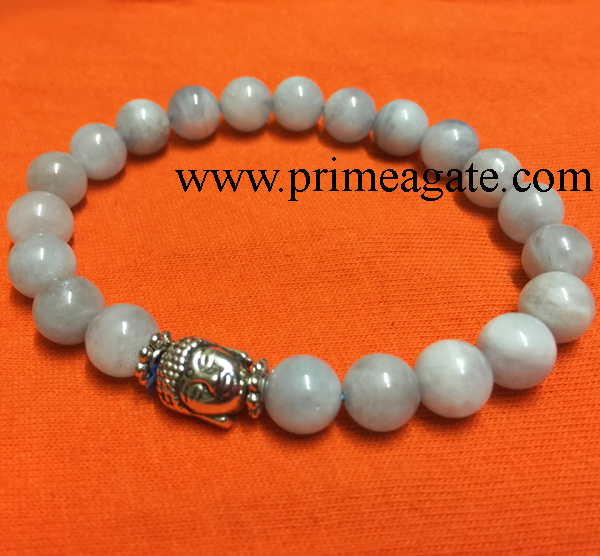 aquamarine-stretchable-budhha-bracelet