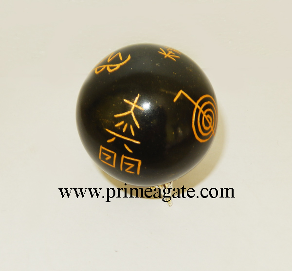 black-agate-engraved-usai-reiki-sphere