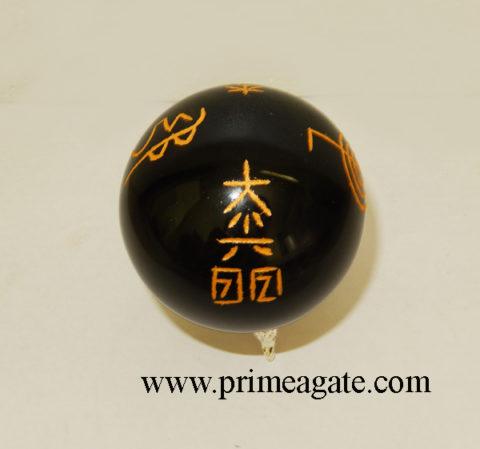black-obsidian-engraved-usai-reiki-sphere