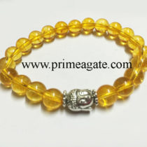 citrine-stretchable-buddha-bracelet