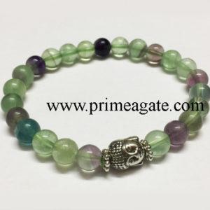 multi-flourite-budhha-bracelet
