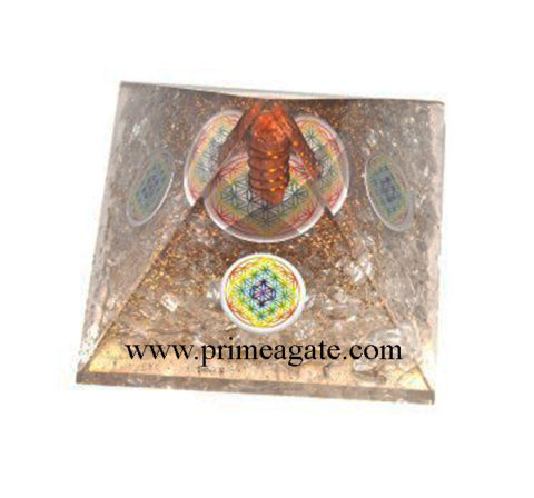Orgone-Crystal-Quartz-Pyramid-With-4Sided-Chakra-Flower-Of-Life