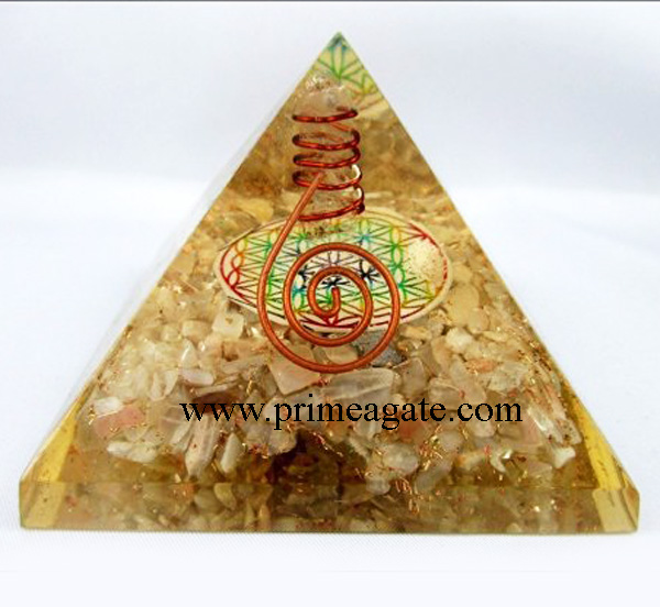 Orgone-Rainbow-Moonstone-Pyramid-With-Chakra-Flower-Of-Life