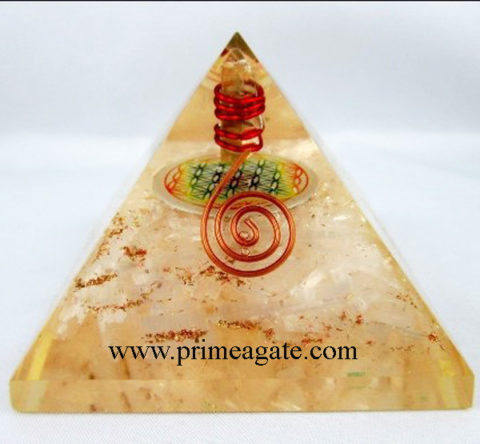 Orgone-Selenite-Pyramid-With-Chakra-Flower-Of-Life