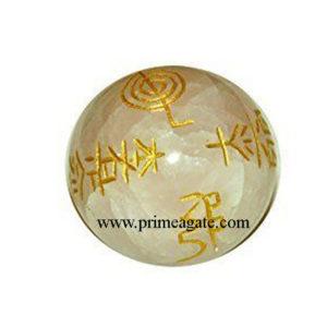 rose-quartz-engraved-sphere