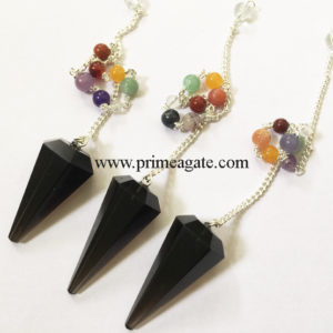 smokey-quartz-chakra-pendulum
