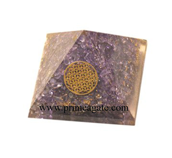 Violet-Onyx-Orgone-Pyramid-With-MetalFlower-Of-Life