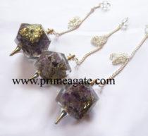 amethyst-hexagon-orgone-pendulum