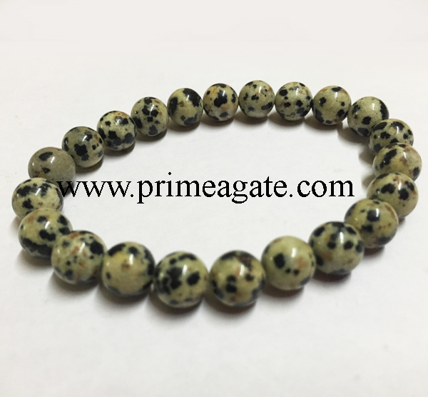 dalmation-jasper-stretchable-bracelet