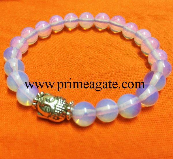 opalite-stretchable-buddha-bracelet