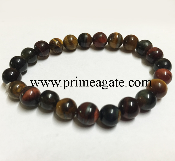 red-blue-yellow-tiger-eye-combo-stretchable-bracelet