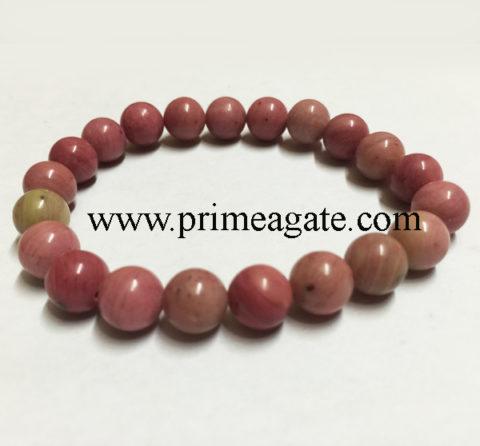 rhodocrosite-stretchable-bracelet