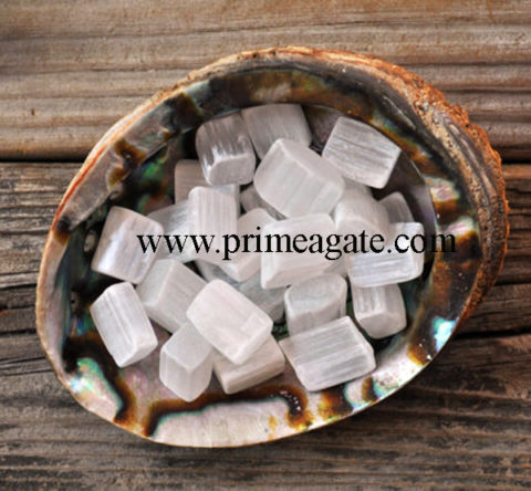 selenite-tumble-stones